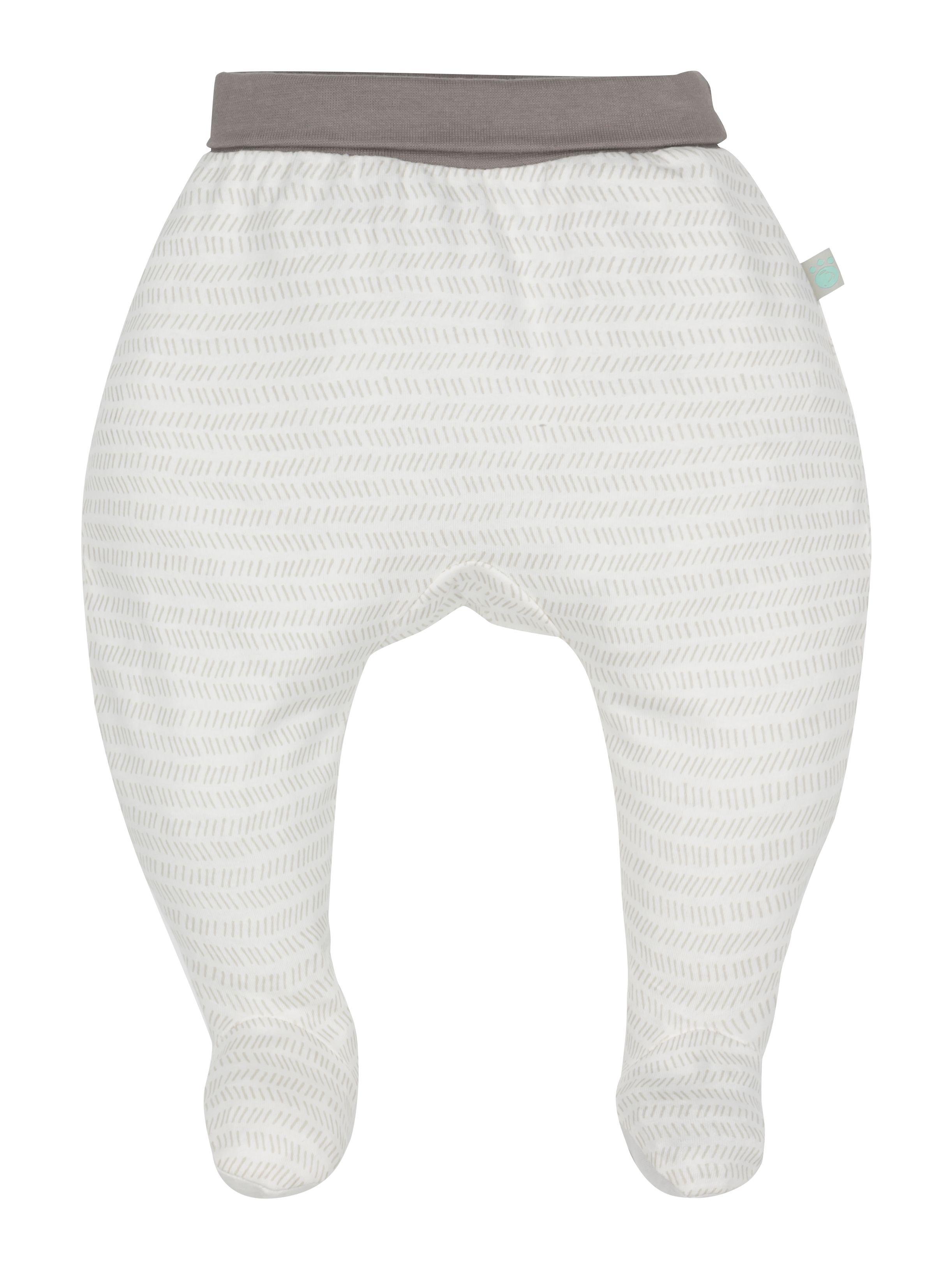 Gmini Kalhoty do pasu s ťapkou neutrál Hrošík 56 cm
