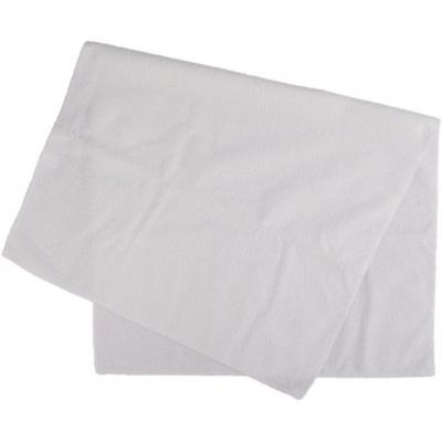 KAARSGAREN-Oboustranná froté podložka bílá 50 x 80 cm