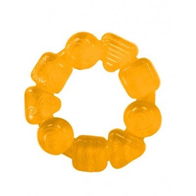 Bright Starts Kousátko Teethe Around žlutá 3m+