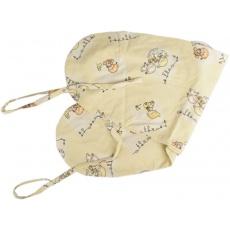 KAARSGAREN-Povlak na kojící polštář žlutý miminka