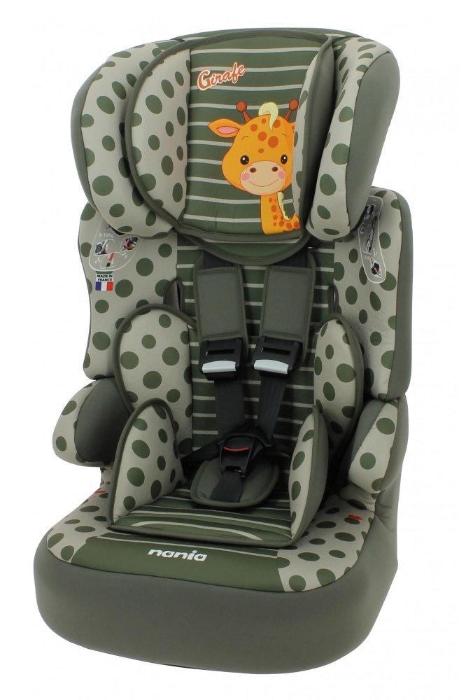Nania Autosedačka Beline SP Girafe 9-36 kg