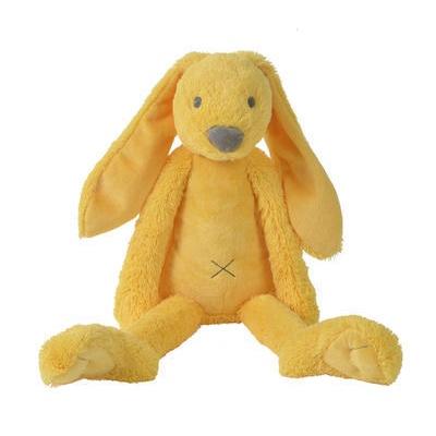Happy Horse - Králíček Richie BIG žlutý Velikost: 58 cm