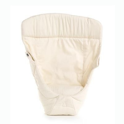 Ergobaby-Novorozenecká vložka easy snug Original-Cream