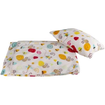 KAARSGAREN-Velká deka s polštářem šneci