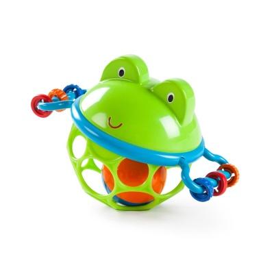Oball Hračka žabka Oball Jingle&Shake Pal™ 0m+
