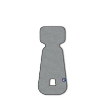 Petite&Mars Vložka do autosedačky 3D Aero sv.šedá 0-13 kg Petite&Mars