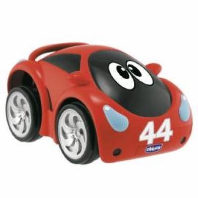 Chicco Hračka autíčko Turbo Touch - červené 2+