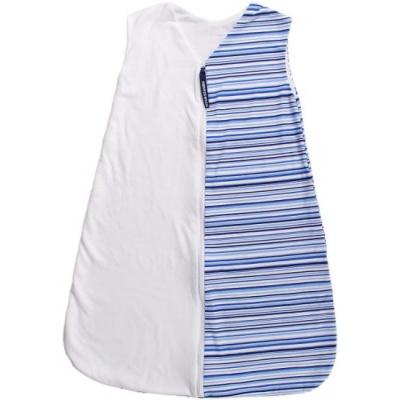 KAARSGAREN-Letní spací pytel modré proužky 70 cm