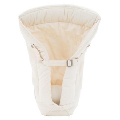 Ergobaby-Novorozenecká vložka easy snug Organic Natural