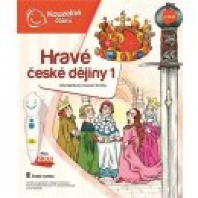 Albi-Kouzelné čtení kniha Hravé české dějiny 1