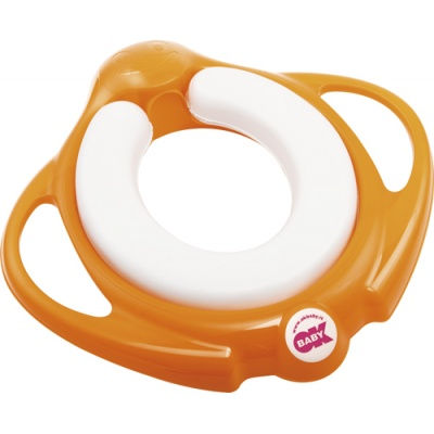 OK Baby Redukce na WC Pinguo oranžová 45