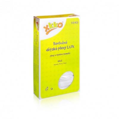 Kikko-Bavlněné dětské pleny KIKKO LUX 70x70-10 ks