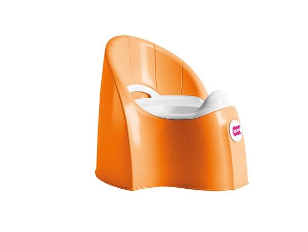 OK Baby Nočník Pasha oranžová 45