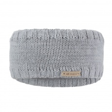 Little Angel-Čelenka pletená hladká Outlast ® - sv.šedá Velikost: 5 | 49-53 cm