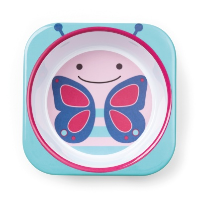 Skip Hop Zoo Miska - Motýlek 6m+