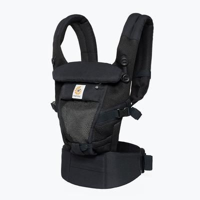 Ergobaby- Adapt Nosítko COOL AIR MESH - Onyx Black