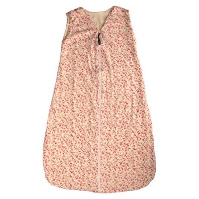 KAARSGAREN-Letní spací pytel kytičky růžové 70 cm