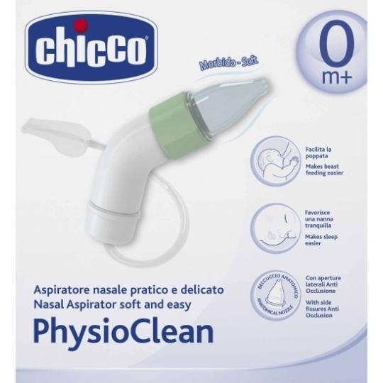 CHICCO Odsávačka nosní  PhysioClean