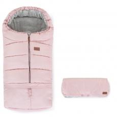 Petite&Mars Set fusak 3v1 Jibot a rukávník Jinja Flamingo Pink  Petite&Mars