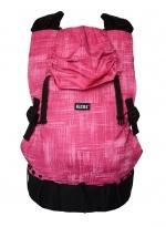 KIBI-Nosítko EVOMramor růžové+slintáčky