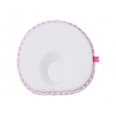 MOTHERHOOD Polštářek ergonomický stabilizační pro novorozence Pink Classics 0-6 m