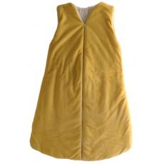 KAARSGAREN-Spací pytel žlutý 120 cm