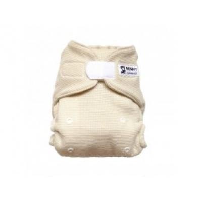 Anavy-Vlněné svrchní kalhotky na suchý zip