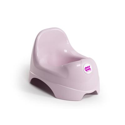 OK Baby Nočník Relax světle růžová 54