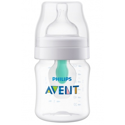 Philips AVENT Láhev Anti-colic 125 ml s ventilem AirFree, 1 ks