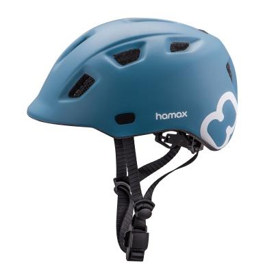 Hamax Cyklohelma Thundercap Blue/Blue 47-52