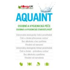 Aquaint 100% ekologická čisticí voda 50 ml