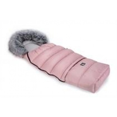 Cottonmoose-Fusak zimní combi 2019 růžový, kožich