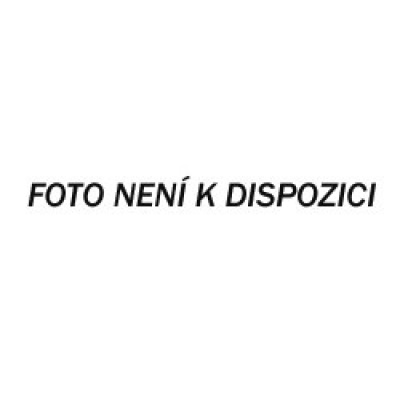 KAARSGAREN-Prostěradlo do kolébky bílý flanel 41 x 90 cm