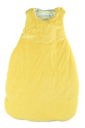 KAARSGAREN-Kojenecký spací pytel žlutý 60 cm ed7f40890c
