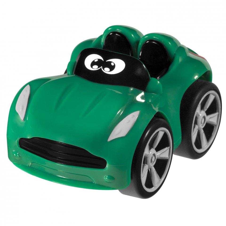 Chicco Hračka autíčko Turbo Team Willy - zelené