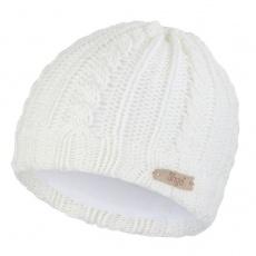 Little Angel-Čepice pletená copánky Outlast ® - natur Velikost: 1 | 36-38 cm