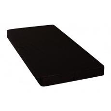 KAARSGAREN-2v1 Černé prostěradlo 41x90cm a chránič matrace