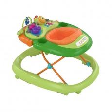 CHICCO Chodítko Walky Talky - GREEN WAVE 6m+, do 12kg