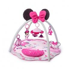 Deka na hraní Minnie Mouse Garden Fun 0m+ 2019