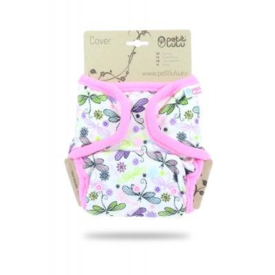 Petit Lulu-Svrchní kalhotky jednovelikostní pat-Vážky