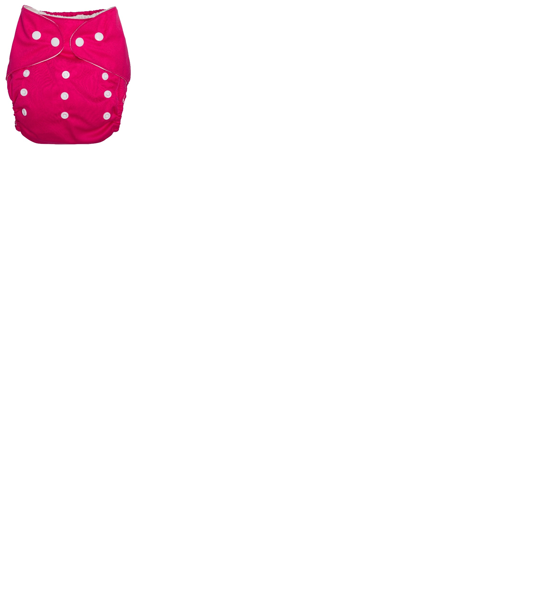 Gmini Kalhotky plenkové tm.růžová UNI