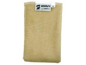 Anavy-Bambusová vícevrstvá plenka béžová vel. M