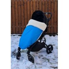 KAARSGAREN-Aqua zimní deka merino nepadací