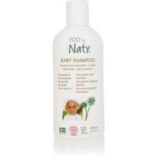 Šampon dětský Babycare 200ml Naty Nature