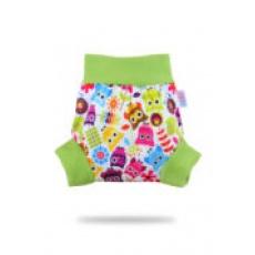 Petit Lulu-Veselé sovičky-pull-up svrchní kalhotky vel. XL