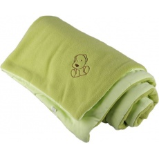KAARSGAREN-Zateplená dětská deka zelená - doprodej