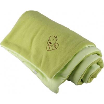 KAARSGAREN-Zateplená dětská deka zelená