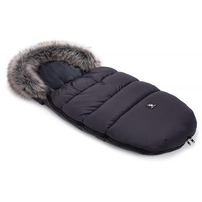 Cottonmoose-Fusak zimní MOOSE tmavě šedý-kožešina