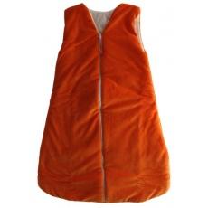 KAARSGAREN-Dětský spací pytel oranžový 90 cm