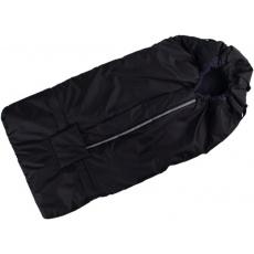 KAARSGAREN-Fusak černo-šedý s fleece podšívkou